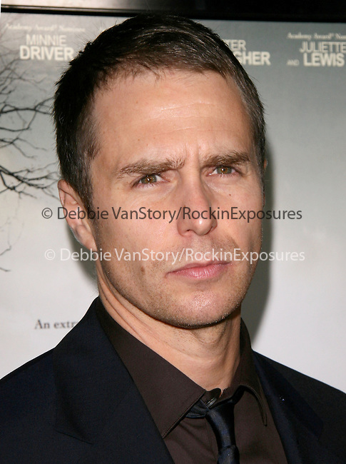 Sam Rockwell at the Fox Searchlight Pictures held at  The Academy of Motion Picture Arts and Sciences, Samuel Goldwyn Theatre in Beverly Hills, California on October 05,2010                                                                               © 2010DVS / Hollywood Press Agency