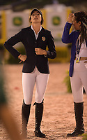 WELLINGTION, FL - FEBRUARY 10: SATURDAY NIGHT LIGHTS &ndash; $384,000 FIDELITY INVESTMENTS&reg; GRAND PRIX CSI 5*.Jessica Rae Simpson Competes at  The Winter Equestrian Festival (WEF) is the largest, longest running hunter/jumper equestrian event in the world held at the Palm Beach International Equestrian Center. .Jessica is the second child and only daughter of Bruce Springsteen and Patti Scialfa on February 10, 2018  in Wellington, Florida.<br /> CAP/MPI122<br /> &copy;MPI122/Capital Pictures