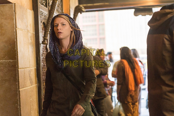 Homeland (2011-)<br /> (Season 4)<br /> Claire Danes as Carrie Mathison<br /> *Filmstill - Editorial Use Only*<br /> CAP/FB<br /> Image supplied by Capital Pictures