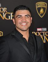 LOS ANGELES, CA. October 20, 2016: Victor Ortiz at the world premiere of Marvel Studios' &quot;Doctor Strange&quot; at the El Capitan Theatre, Hollywood.<br /> Picture: Paul Smith/Featureflash/SilverHub 0208 004 5359/ 07711 972644 Editors@silverhubmedia.com