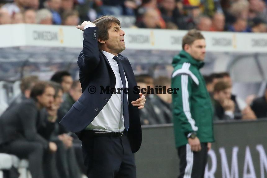 Trainer Antonio Conte (ITA) - Deutschland vs. Italien, Allianz Arena München