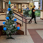 Holiday Tree Decorating Contest December, 2018