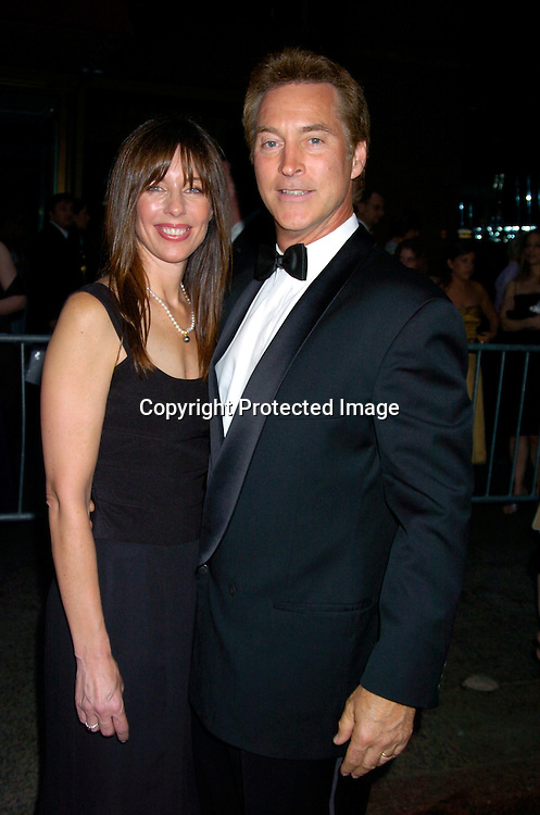 Victoria and Drake Hogysten ..arriving at the Daytime Emmy Awards on May 21, 2004 at the Sheraton and at Radio City Music Hall...Photo by Robin Platzer, Twin Images
