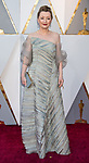 04.03.2018; Hollywood, USA: <br /> <br /> Lesley Manville <br /> attends the 90th Annual Academy Awards at the Dolby&reg; Theatre in Hollywood.<br /> Mandatory Photo Credit: &copy;AMPAS/Newspix International<br /> <br /> IMMEDIATE CONFIRMATION OF USAGE REQUIRED:<br /> Newspix International, 31 Chinnery Hill, Bishop's Stortford, ENGLAND CM23 3PS<br /> Tel:+441279 324672  ; Fax: +441279656877<br /> Mobile:  07775681153<br /> e-mail: info@newspixinternational.co.uk<br /> Usage Implies Acceptance of Our Terms &amp; Conditions<br /> Please refer to usage terms. All Fees Payable To Newspix International