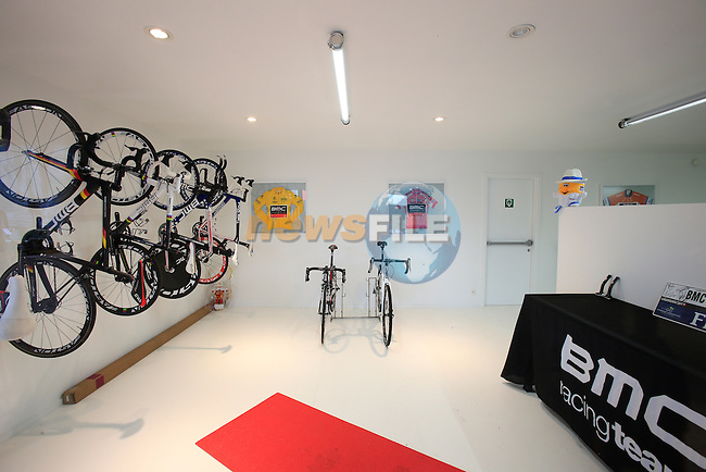 Newly opend BMC Concept Store in Eke Nazareth, Belgium, 21st March 2013 (Photo by Eoin Clarke 2013)