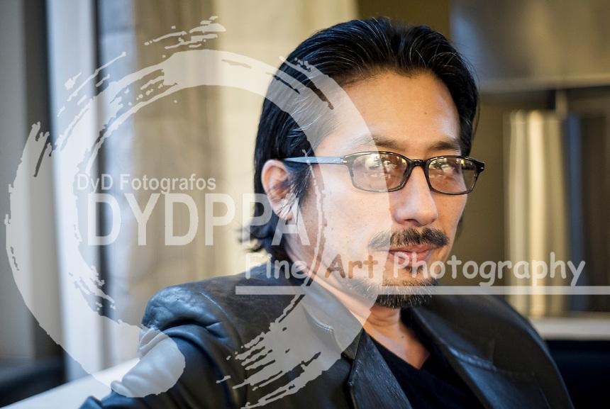 Actor Hiroyuki Sanada promotes film Mr. Holmes during the LXV Berlin film festival, Berlinale at Potsdamer Straße in Berlin on February 7, 2015. Samuel de Roman / Photocall3000 / Dyd fotografos-DYDPPA.