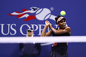 7th September 2017, Flushing Meadows, New York, USA;  VENUS WILLIAMS (USA) during day eleven match of the 2017 US Open on September 07, 2017 at Billie Jean King National Tennis Center, Flushing Meadow, NY.