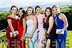 Pictured at Causeway Comprehensive School Debs, at Ballyroe Heights Hotel, Tralee, on Wednesday, August 9th last were l-r: Ruby O'Riordan, Iraide Maza, Valerie Kiely, Ailbhe Stack, Nicole Kearney and Katelyn O'Connor