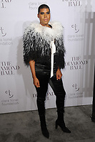 www.acepixs.com<br /> September 14, 2017  New York City<br /> <br /> EJ Johnson attending Rihanna's 3rd Annual Clara Lionel Foundation Diamond Ball on September 14, 2017 in New York City.<br /> <br /> Credit: Kristin Callahan/ACE Pictures<br /> <br /> <br /> Tel: 646 769 0430<br /> Email: info@acepixs.com