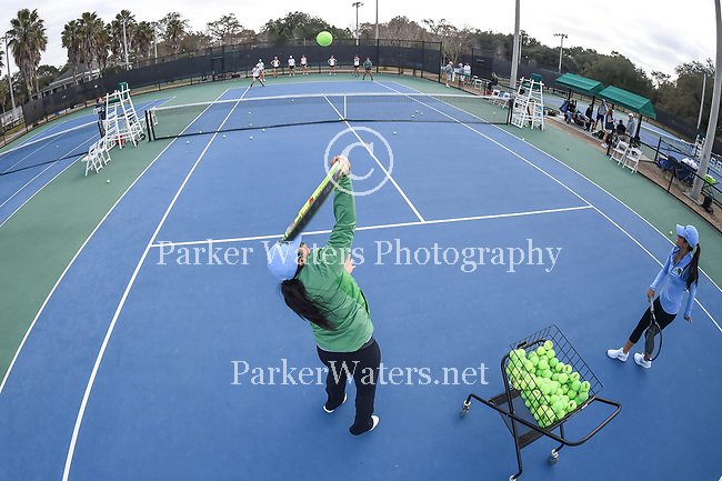 Tulane Women's Tennis downs UNO,  4-0.