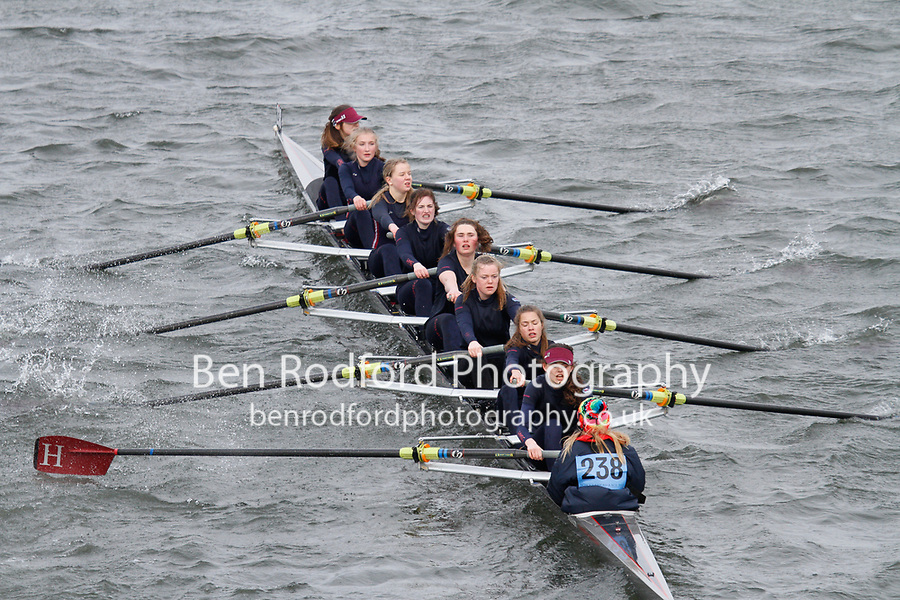 Crew: 238  HMSG RC  Event: Girls J16 CHAMP eights<br /> <br /> Schools' Head of the River 2017<br /> <br /> To purchase this photo, or to see pricing information for Prints and Downloads, click the blue 'Add to Cart' button at the top-right of the page.