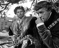 A Man for All Seasons (1966) <br /> Robert Shaw &amp; Paul Scofield<br /> *Filmstill - Editorial Use Only*<br /> CAP/MFS<br /> Image supplied by Capital Pictures