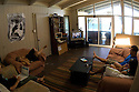 Inside the Volcom House on the North Shore in Hawaii
