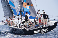 IBIZA, SPAIN - 3 JUL:  Interlodge in action during day two of Royal Cup at Marina Ibiza on July 03rd 2013 in Ibiza, Spain. Photo by Xaume Olleros / 52 Super Series