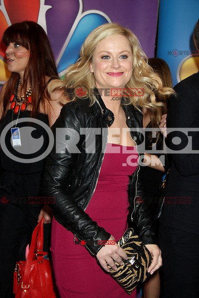 Amy Poehler at NBC's Upfront Presentation at Radio City Music Hall on May 14, 2012 in New York City. ©RW/MediaPunch Inc.