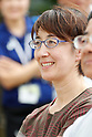 &bull;Yoko Zetterlund, <br /> JULY 24, 2017 : <br /> Event for Tokyo 2020 Olympic and Paralympic games is held <br /> at Toranomon hills in Tokyo, Japan. <br /> &quot;TOKYO GORIN ONDO&quot; will be renewed as &quot;TOKYO GORIN ONDO - 2020 -&quot;.<br /> (Photo by Yohei Osada/AFLO SPORT)