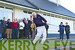 Mark Hanley Captain,  at the Captains day in Killorglin on Sunday