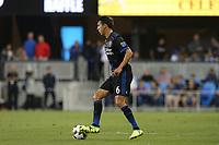 San Jose, CA - Saturday September 16, 2017: Shea Salinas during a Major League Soccer (MLS) match between the San Jose Earthquakes and the Houston Dynamo at Avaya Stadium.