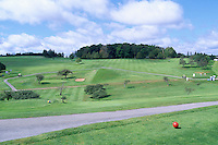 Lunenburg, NS, Nova Scotia, Canada - Bluenose Golf Course at Kaulbach Head, South Shore Region