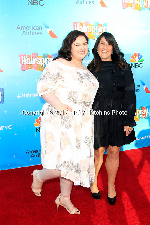 LOS ANGELES - JUN 9:  Maddie Baillio, Ricki Lake at the NBC's 'Hairspray Live!' FYC Event at the ATAS Saban Media Center on June 9, 2017 in North Hollywood, CA