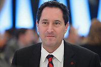 Mayor Michael Applebaum who was later arrested on charges of corruption, seen in  December 10 2012 <br /> <br /> File Photo :  Agence Quebec Presse