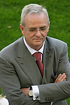 FBL 2007/2008 <br /> <br /> VW Chef Martin Winterkorn <br /> <br /> <br /> Foto: &copy; nph ( nordphoto )