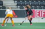AMSTELVEEN - Felice Albers (Adam)   tijdens de hoofdklasse hockeywedstrijd dames,  Amsterdam-Den Bosch (1-1).   COPYRIGHT KOEN SUYK