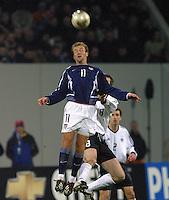Clint Mathis, USA vs Germany, 2002.