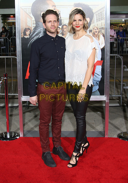 13 February 2017 - Westwood, California - Glenn Howerton, Jill Latiano. &quot;Fist Fight&quot; Los Angeles Premiere held at Regency Village Theatre. <br /> CAP/ADM/FS<br /> &copy;FS/ADM/Capital Pictures