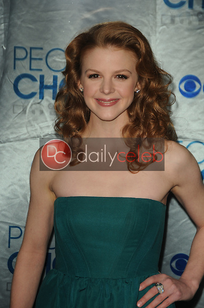 Ashley Bell<br /> at the 2011 People's Choice Awards - Arrivals, Nokia Theatre, Los Angeles, CA. 01-05-11<br /> David Edwards/DailyCeleb.com 818-249-4998