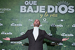 Alain Hernández attends to the presentation of the film 'Que baje Dios y lo vea' at URSO Hotel in Madrid, Spain. December 19, 2017. (ALTERPHOTOS/Borja B.Hojas)