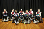 National Wheelchair Rugby Championships 2013  - Day Two<br /><br />State Sports Centre, Sydney Olympic Park<br />15 August 2013