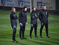 27th December 2019, Berling, Germany; Juergen Klinsmann, former German international footballer is appointed as manager of Bundesliga team Hertha Berlin