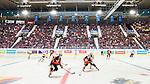 ***BETALBILD***  <br /> Stockholm 2015-09-19 Ishockey SHL Djurg&aring;rdens IF - Skellefte&aring; AIK :  <br /> Vy &ouml;ver Hovet med Djurg&aring;rdens supportrar och publik p&aring; l&auml;ktarna under matchen mellan Djurg&aring;rdens IF och Skellefte&aring; AIK <br /> (Foto: Kenta J&ouml;nsson) Nyckelord:  Ishockey Hockey SHL Hovet Johanneshovs Isstadion Djurg&aring;rden DIF Skellefte&aring; SAIK inomhus interi&ouml;r interior supporter fans publik supporters