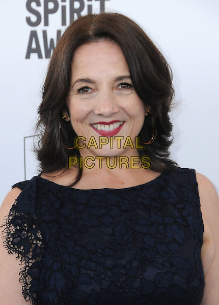 25 February 2017 - Santa Monica, California - Paulina Garcia. 2017 Film Independent Spirit Awards held held at the Santa Monica Pier.  <br /> CAP/ADM/BT<br /> &copy;BT/ADM/Capital Pictures