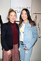 LOS ANGELES - FEB 18:  Erika Christensen, Yizhou at the Global Intuition Campaign Launch hosted by Yizhou at Fred Segal Sunset on February 18, 2019 in West Hollywood, CA