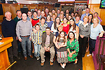 Mary Landers from Foilmore seated front centre celebrated her 60th birthday with family and friends in the Ring of Kerry Hotel, Cahersiveen on Easter Sunday night