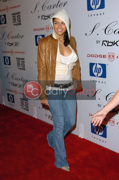 Michelle Rodriguez <br /> at the Steve Stoute Celebrates 35 years of a Fabulous Life, Cabana Club, Hollywood, CA 06-26-05<br /> Chris Wolf/DailyCeleb.com 818-249-4998