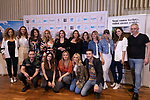 Singers during the press conference and rehearsal of Festival Unicos. September 22, 2019. (ALTERPHOTOS/Johana Hernandez)