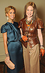 Courtney Fertitta and Becca Thrash at the 2010 Best Dressed Luncheon and Neiman Marcus Fashion show at the Westin Galleria Hotel Wednesday March 31,2010. (Dave Rossman Photo)