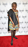 Marjorie Johnson attends the Vineyard Theatre Gala honoring Colman Domingo at the Edison Ballroom on May 06, 2019 in New York City.