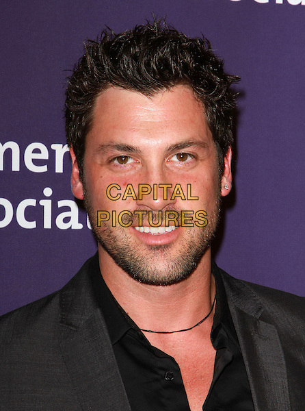 "MAKSIM CHMERKOVSKIY.19th Annual ""A Night at Sardi's"" Benefiting the Alzheimer's Association held at the Beverly Hilton Hotel, Beverly Hills, California, USA, 16th March 2011..portrait headshot beard facial hair stubble necklace .CAP/ADM/KB.©Kevan Brooks/AdMedia/Capital Pictures."