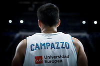 Real Madrid Facundo Campazzo during Turkish Airlines Euroleague match between Real Madrid and Crvena Zvezda at Wizink Center in Madrid, Spain. December 01, 2017. (ALTERPHOTOS/Borja B.Hojas) /NortePhoto.com NORTEPHOTOMEXICO