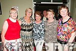 Seanchai Ceile : attending the Ceile in the Seanchai Centre, Listowel on Friday night last were Kathleen McCarthy, Peggy Williams, Kathleen Stack, Joan Keating & Mary Duggan.