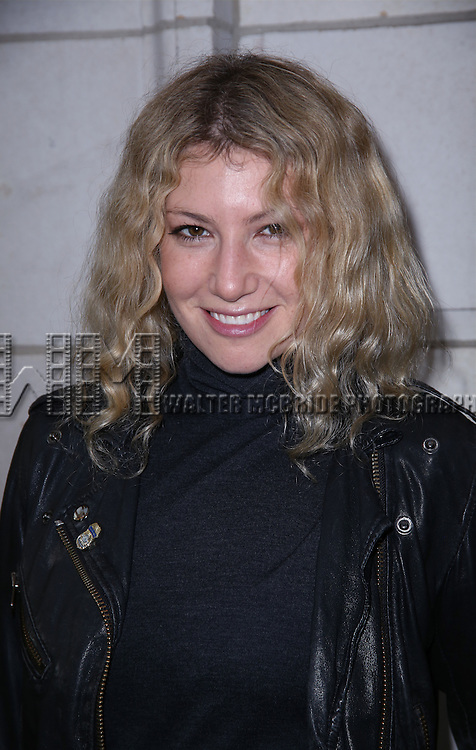 Ari Graynor attends the Broadway Opening Night performance of 'The Father'  at The Samuel J. Friedman Theatre on April  14, 2016 in New York City.
