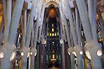Presentacio: La Sagrada Familia compte enrera.<br /> Basilica de la Sagrada Familia,