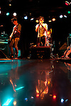A band performing at The Viper Room, West Hollywood, CA