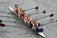 Crew: 205 Corpus Christi College (Oxford) BC<br /> <br /> Women's Head of the River (WeHoRR) 2017<br /> <br /> To purchase this photo, or to see pricing information for Prints and Downloads, click the blue 'Add to Cart' button at the top-right of the page.