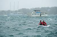 Hurricane Sandy in Newport Rhode Island