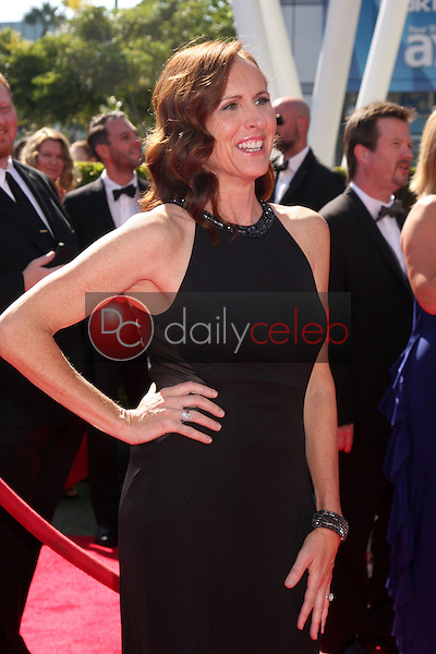 Molly Shannon<br /> at the Primetime Creative Arts Emmy Awards  2013 Arrivals, Nokia Theater, Los Angeles, CA, 09-15-13<br /> David Edwards/DailyCeleb.Com 818-249-4998